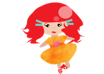Red head chibi by lica-june20