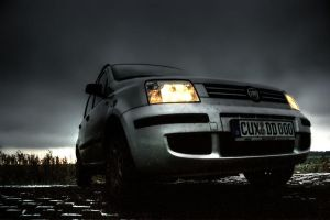 Fiat Panda Panda Natural Power by klinter