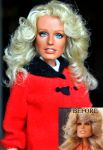 Doll Tribute - Farrah Fawcett by noeling