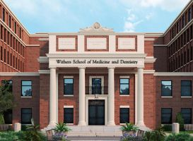 Withers School of Medicine by zodevdesign
