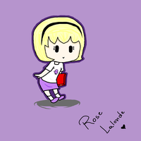 Rose Lalonde by jassielanais68