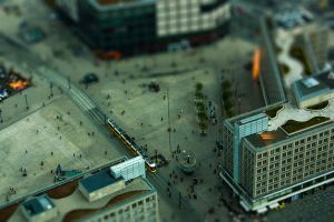 City of Berlin by Sshony