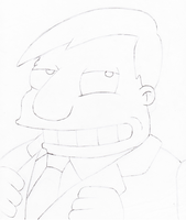 Mayor Quimby by simpsonsfan628