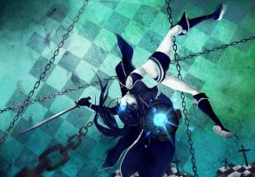 Black Rock Shooter by manamik0