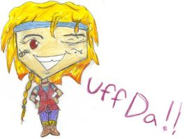 UFF DA by Cheesegoddess