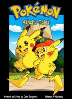 Ashchu Comics Cover by Coshi-Dragonite