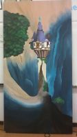 Tangled Backdrop: Tower (Complete) by Rzeznik91