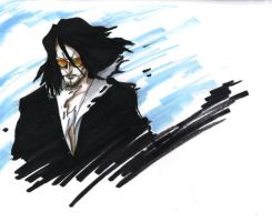 BLEACH: Zangetsu by The-Z