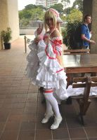 Chobits Cosplay by miimiisei