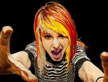 Misery Business by Shigdioxin