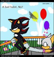Bad habit - rouge and shadow by rouge11