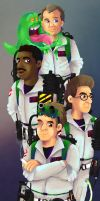 Who ya gonna call? by MissNeens