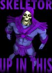 Skeletor Up In This by muhcashin