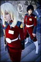 Gundam SEED Destiny - C.E. by love-squad