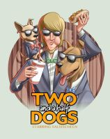 Two and a Half Dogs by tihmoller