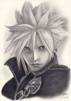 Cloud Strife FF AC by B-AGT