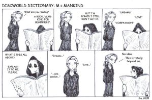 Discworld Dictionary M by kian