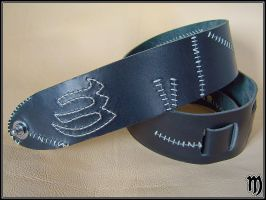 Bass leather strap. by ArtifexObscurus