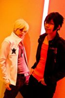 Starfighter: Cain and Abel cos by Axis33