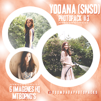 YOOANA (SNSD) - PHOTOPACK #3 by DoomDada-Photopacks