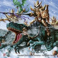 Cold One Knights by andreauderzo