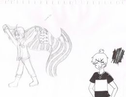 prussia and america by inupuppy1412