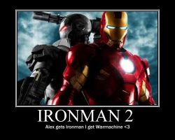 Ironman 2 by jason-the-13th