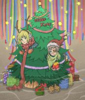merry x'mas by 4130013