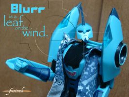 Blurr is Wash by Gizmo-Tracer