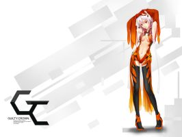 Guilty Crown - Inori Yuzuriha Desktop 1920x1440 2 by Po-Yu