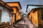 Old Alley by abyss1956