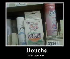 --Douche by NerinSerene