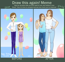 May 1st: Improvement meme by LittleSweetie