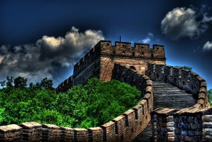 Great Wall by NullCoding