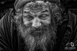 Homeless Not Hopeless VI by MikeFShaw