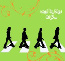 Abbey Road by loony-lovegood07
