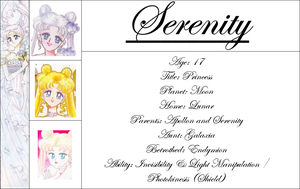 Serenity Profile by Osabu-San