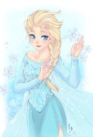 Another Elsa by lince