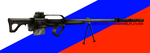 Russian Sniper Rifle ( Collab ) by rducap9999