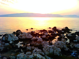Greece Sunset 2010 -3- by IoannisCleary