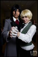 SebastianxAlois CRACK by thenightdreams