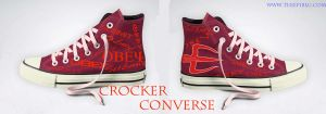 Crocker shoes by DolceQueenOfTheGoths