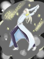 ToT - A. Lucius, I'm Fabulous by dzaphius