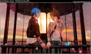 Life is Strange - Rekindling friendship by Mike-Kossi