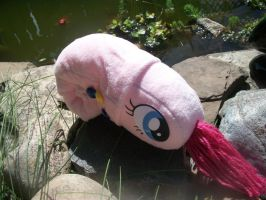 Pinkie Pie Nautiloid by Brainbread