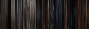 PlanetOfTheApes4 Movie Barcode by naesk