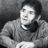 Colin Morgan by Lorien79