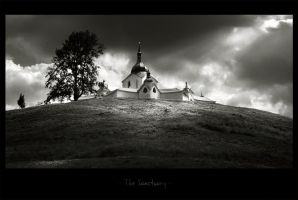 - The Sanctuary - by UNexperienced