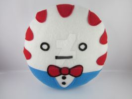 Peppermint Butler Plush Pillow by LittleCritters00