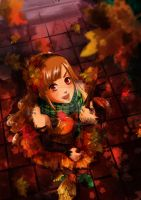 Fall N' Leaves by Cerulians
